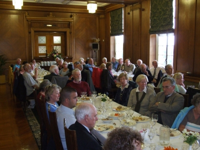 Gems And Forgotten People, Members Dining Room Stormont